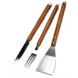 Set 3 utensili per barbecue Buy