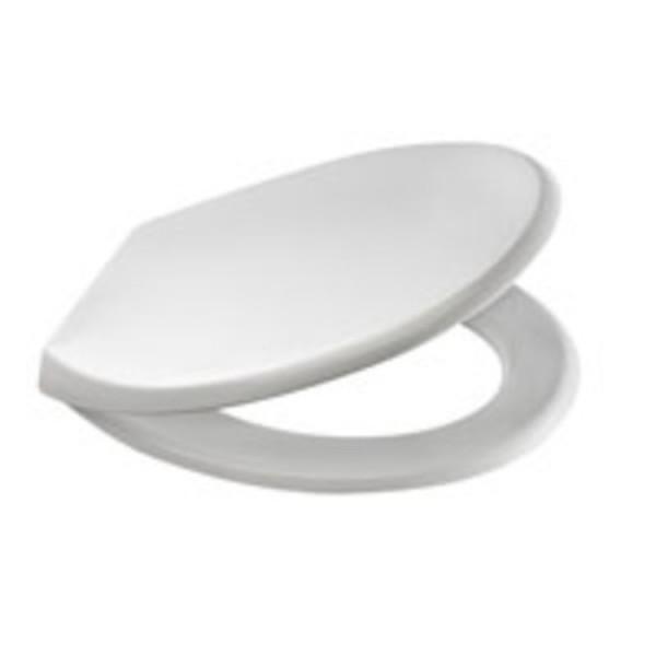 Sedile WC Carrara & Matta In Termoplastica S12SPA Bianco