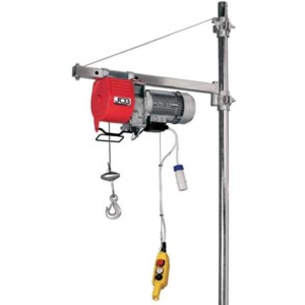 Paranco elettrico job 200 con braccio he027 from for Braccio per paranco elettrico