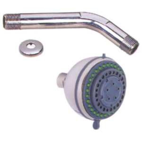 Soffione doccia con braccio a 2 funzioni from category for Accessori per doccia