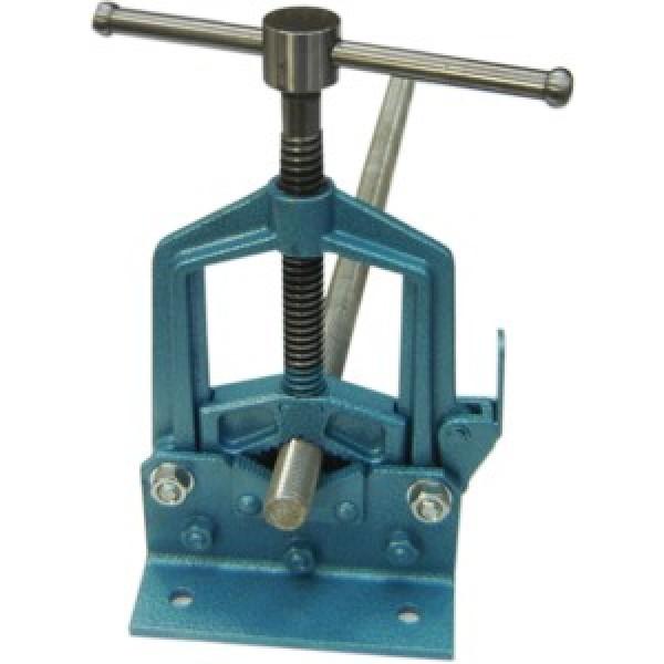 Morsa idraulica york in acciaio forgiato per tubi da 2 for Morsa da banco idraulica